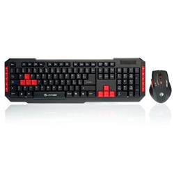 TASTIERA E MOUSE WIRELESS ITEK COMBO SCORPION OFFICE MASTER 10 METRI
