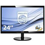 MONITOR PHILIPS 24'' LED 1920X1080 1MS